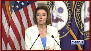 House Speaker Nancy Pelosi Announces Select Committee on the January 6th Insurrection - 2123