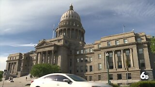 Idaho Legislative Session in Recess