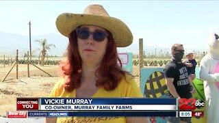 Murray Family Farm Easter surprise