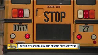 Euclid City Schools announce drastic cuts after November levy voted down