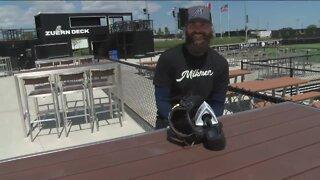 Former Brewers fan-favorite Tim Dillard returns to Milwaukee