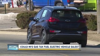 Could MI's gas tax fuel electric vehicle sales?