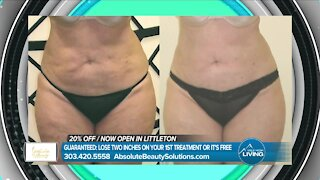 Non-Invasive, Immediate Fat Loss // Absolute Beauty