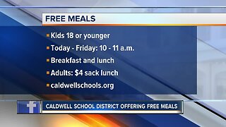CSD free meals