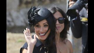 Alexandra Burke praises inspirational Duchess Meghan
