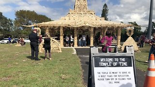 Temple to help remember Parkland victims opens in Coral Springs