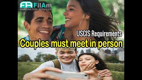 K1 Visa Meeting Requirements