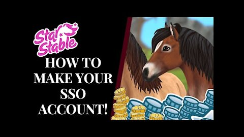 How To Create a Star Stable Account Partnership With SSO! Star Stable Quinn Ponylord