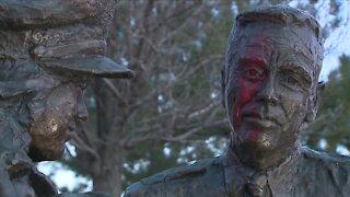 Broomfield 9/11 memorial vandalized, police asking for tips