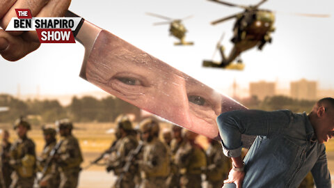 Biden's Sickening, Cowardly, Pathetic Betrayal   Ep. 1330