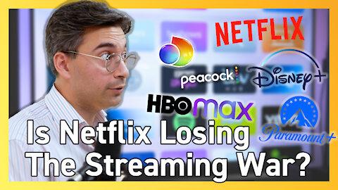 $NFLX🔻: Netflix's Lack of Platform Dynamics is Showing 😬