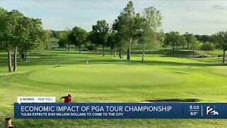 How the PGA tour could impact Tulsa's economy