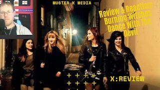 Review and Reaction: Burning Witches Dance With The Devil