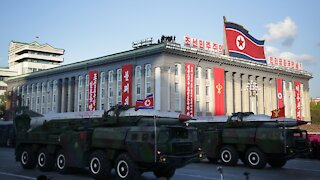 Analysts Expect To See A New Weapon At North Korea Military Parade