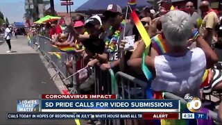 SD Pride calls for video submissions for virtual event in July