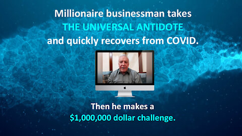Wealthy Millionaire Makes $1,000,000 dollar challenge to the FDA