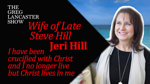 Interview with Evangelist Jeri Hill and wife of the Brownsville Evangelist Steve Hill (Part 1)