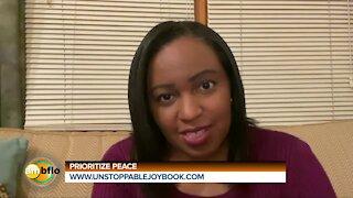 Wellness Wednesday – Prioritize peace
