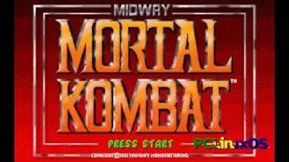 Mortal Kombat no PCLinuxOS / Mortal Kombat on PCLinuxOS