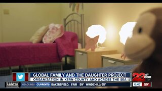 Global Family and The Daughter Project discuss international endeavors