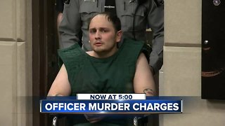 Man accused of killing MPD officer makes first court appearance
