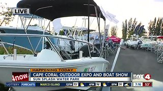 Cape Coral Outdoor Expo and Boat Show begins Friday