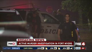 UPDATE: Fort Myers murder investigation continues