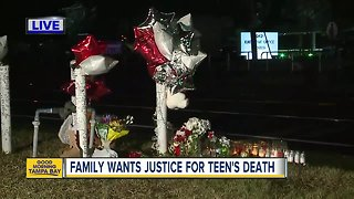 Family wants justice for teen's death