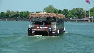 Big Kahuna Tiki Tours launches social distancing style