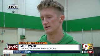 Southwest local school district gives back