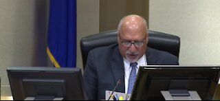 Clark County Commissioners reconsiders District C County Commission results