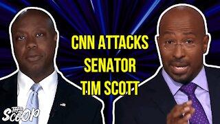 CNN's Van Jones Attacks Senator Tim Scott's Response To Joe Biden's Speech