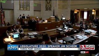 Legislature 2020: Speaker Jim Scheer