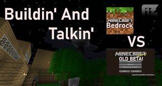 Buildin' And Rumbln'-Beta Minecraft Series!