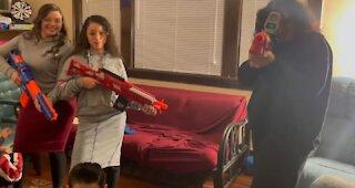 Represent Youth - Nerf Gun War (January 2021)