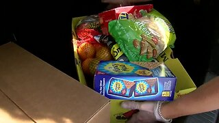 COVID-19 severely impacting food banks, grocery stores