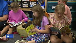 Partners in Education: Therapy Dogs