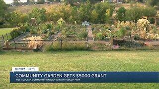 West Colfax Community Garden gets $5,000 grant