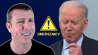Joe Biden Forgets What He Was Talking About (Again) And Embarrasses America