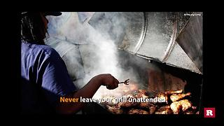 Safe grilling tips   Rare Life