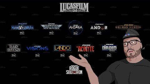 Disney's, Lucasfilm's, Star Wars News Drop