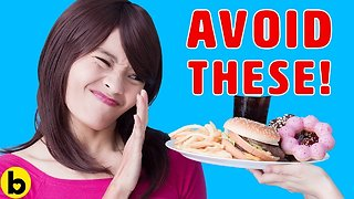 14 Fast Food Items You Should Never Order