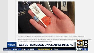 Tips to save money on back-to-school clothes