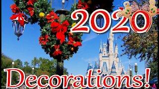 Magic Kingdom Christmas Time 2020/Merry Christmas