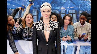 Cara Delevingne opens up on sexuality struggles: 'I was disgusted by it'