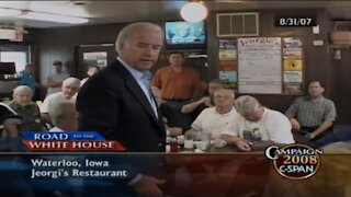 FLASHBACK Biden 2007: No Great Country Can Be Secure Without Controlling Its Borders