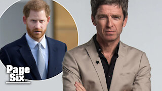 Noel Gallagher: 'Woke snowflake' Prince Harry 'needs to shut up'