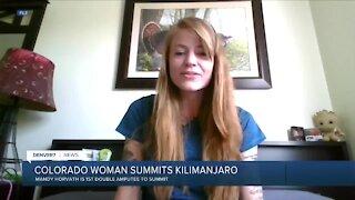 Colorado double amputee summits Mt. Kilimanjaro