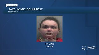 Woman connected to 2015 murder arrested