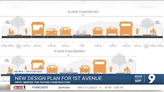 Your input is needed for 1st Avenue road design